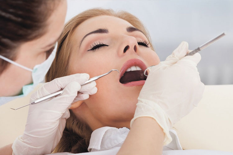 Лечение Зубов в Вишневом